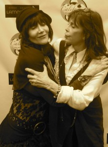 Talia Shire & Laura @ Film Fest